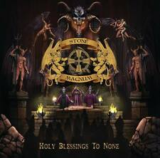 Stone Magnum-Holy blessings to None (NEW * us epic/power doom metal * CANDLEMASS)