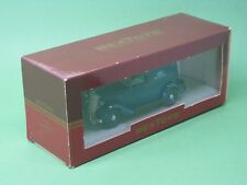 Ford V8 Typ 45 spare parts delivery Kombi 1935 dunkelblau Rextoys 1:43 US-Car