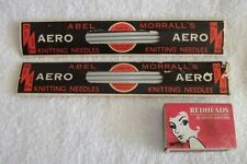Aero Double Point Knitting Needles