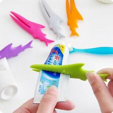 Clamp Facial Cleanser Toothpaste Squeezer Shark Sealing Food Bag Clip Sealer