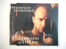 MARCO MASINI : L'AMORE SIA CON TE ♦ CD ALBUM ITALIE PORT GRATUIT ♦