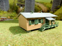kleine Baracke Wohnheim Spur N C360