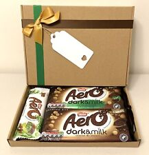 *NEW* Aero Dark & Milk Peppermint Hamper Gift Box EASTER BIRTHDAY *RARE* :