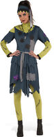 Miss Franny Stein Bride of Frankenstein ADULT Womens Costume NEW Monster