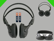 1 Wireless DVD Headset for Land Rover Vehicles : New Headphones Premium Sound