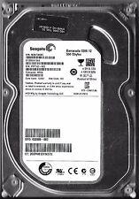 SEAGATE BARRACUDA ST3500413AS 500GB SATA HARD DRIVE P/N: 9YP142-022  W2A  SU