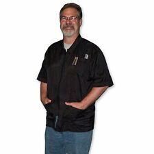 Scalpmaster Crinkle Nylon Barber Jacket - Extra Large