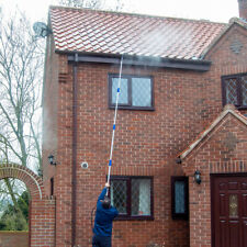 More details for wolf telescopic sky reacher lance for caravan & window cleaning - refurbished
