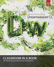 Adobe Dreamweaver CC Classroom in a Book by Adobe Creative Team (Mixed media...