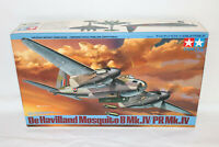 TAMIYA DE HAVILLAND MOSQUITO B MK.IV/PR MK.IV -1999- 1:48