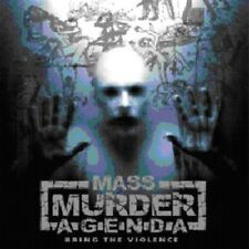 Mass Murder Agenda - Bring the Violence [New CD]