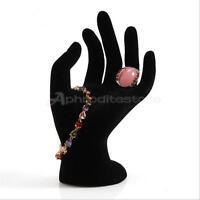 Mannequin Ok Hand Finger Jewellery Glove Ring Bracelet Display Stand Holder