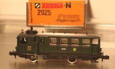 Arnold N:  2925 SNCF Dampftriebwagen  Kittel     NEU