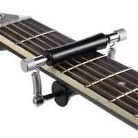 Rolling Guitar Capo Glider Herunterrutschen für klassische Akustikgitarren