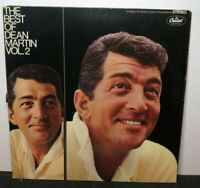 DEAN MARTIN THE BEST OF VOLUME 2 (VG+) SKAO-140 LP VINYL RECORD