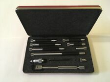 "Starrett No. 823 - inside micrometer 1 1/2"" to 12""  with case."