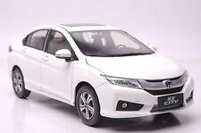 Honda City 2015 car model in scale 1:18