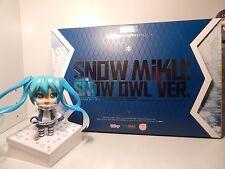 Authentic Nendoroid Snow Miku 2016 Snow Owl Ver. Good Smile Company
