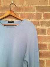 Neil Barrett Men's 100% Wool Sweater Size XL Italy, Pocket Detail, Excellent!