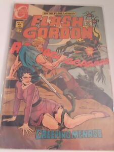 Charlton Flash Gordon NOV NO. 17 Comic Book Free Combined Shipping!!!