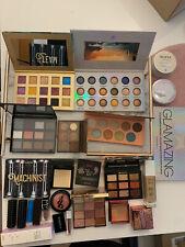 XXL Beauty Paket Lidschatten Paletten Nars Tarte Smashbox Zoeva MAKEUP KVD