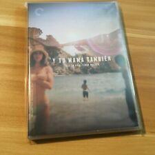 Y Tu Mama Tambien (Criterion Collection) (Dvd, 2002)