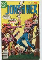 Jonah Hex #8 VF Mark Of The demon   DC Comics SA