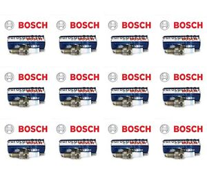 Set of 12 Porsche 911 Bosch Spark Plugs 7992 7992