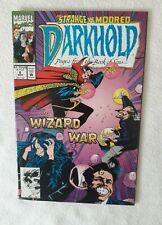 "Darkhold #6 ""Duel"" 'Strange vs Modred' - VFN/NM (9.0) (1993) Marvel"