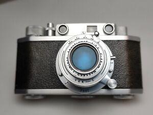 Pax 35mm Rangefinder Camera 45mm F 3.5 (S6-22)