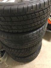 Toyota Tundra 2018 Tires ( Set Of 4 W/rims ) 275/55 R20. Cooper Evolution HT