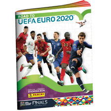 Panini - Road to UEFA EURO 2020 - Sammelsticker - 1 Album
