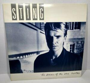 STING* NOTHING LIKE THE SUN* 1987 Lp Vinyl Record