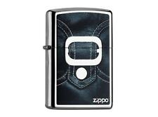 """ZIPPO """"BELT BUCKLE"""" POLISHED CHROME COLOR LIGHTER / 60001002 * NEW IN BOX *"""