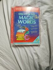 DISCOVER THE MAGIC WORDS. READING & SPELLING FOR 8-11 YEARS. PC EDUCATIONAL!!