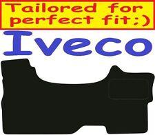 Qualità Su Misura Deluxe Tappetini auto Iveco Daily 2006-2009 ** NERO **