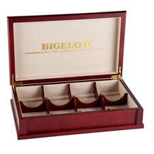 Tea Bag Chest  Wooden tea box holder