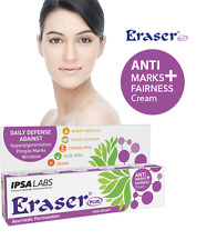 12  Eraser Natural Skin Cream remove pimple scar marks undereye dark circle USA