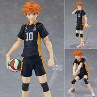 1 Pcs 14CM Haikyuu hinata shoyo Figure Model PVC figures doll anime new