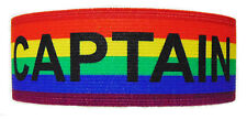 Premier League Gay Pride Captain Armband EPL Manchester United Arsenal England