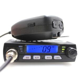 CB-40M CB Citizen Band AM/FM Car Radio 8W Citizen Band 25.615--30.105MHz AR-925