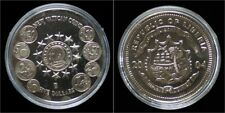 Liberia 5$ 2004- New Vatican coins
