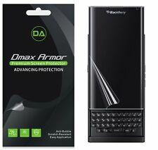 2x Dmax Armor Full Screen Coverage Clear Screen Protector for BlackBerry Priv