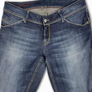 Tommy Hilfiger Women's Jeans Victoria Craft Organic Low Waist L 32 Waist 32