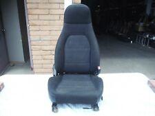 #13 Miatamecca Used Seat R/S Black Cloth 94-97 Mazda Miata MX5 NA7957100 OEM
