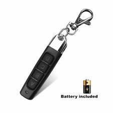433mhz Universal Cloning Electric Gate Garage Door Remote Control KeyFob Cloner-