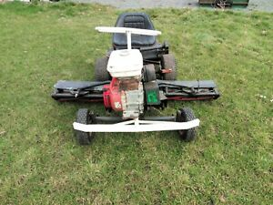Allen National triple gang mower