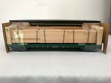 Weaver Bloomsburg Fair PA Bulkhead Flat Car w/ Load 1997 Limited Edition Car 14x