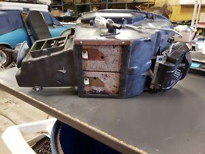 Inside heater Core Box 1977 1978 Cadillac Eldorado HVAC Housing Case