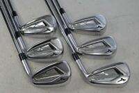 Mizuno JPX 919 Hot Metal Pro 5-PW Iron Set Right Stiff Flex AMT Steel # 116868